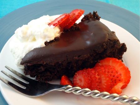Quinoa Chocolate Cake Wheat Free Mom