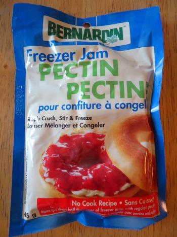 Gluten Free Freezer Jam