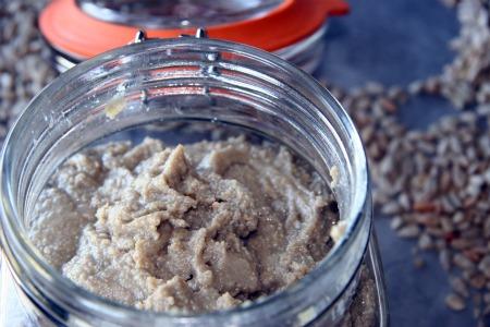 Gluten Free Vegan Sunflower Seed Butter