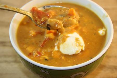 Gluten Free African Peanut Stew
