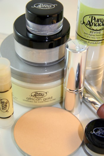 Product Review: Pure Anada Cosmetics