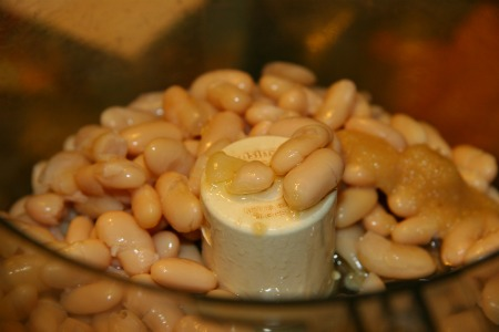 Gluten Free Bean Dip