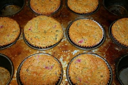 gluten free raspberry cupcakes