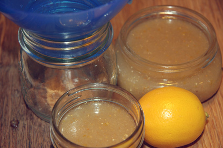 Meyer Lemon Sugar Scrub