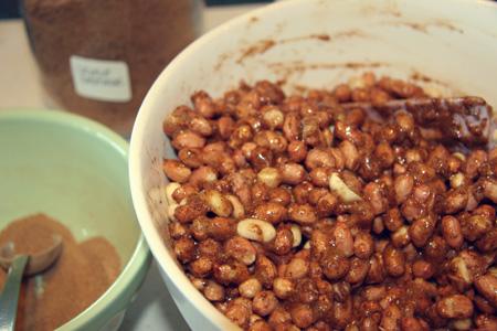 Gluten Free Chai Peanuts