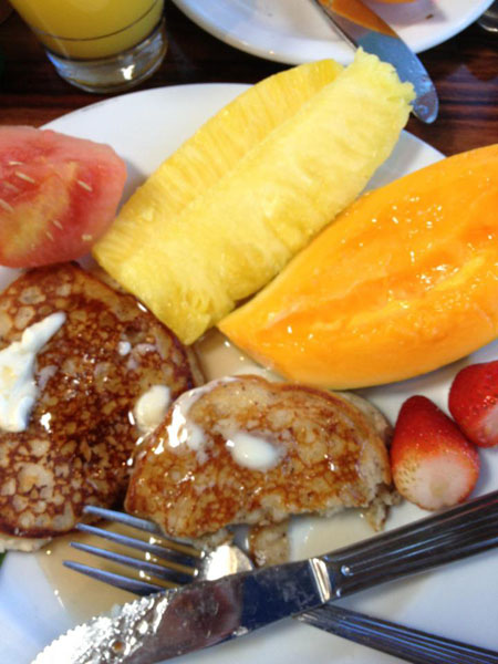 Travel Dairy: Hawaii Part I