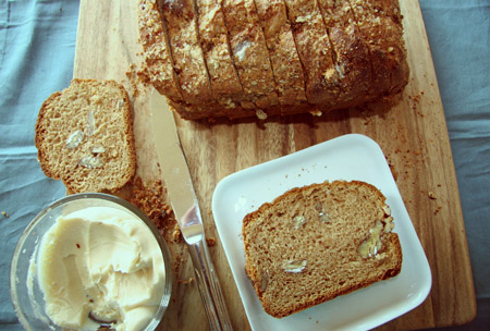 Gluten Free Brown Sugar Pecan Loaf