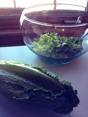 Gluten Free Layered Salad