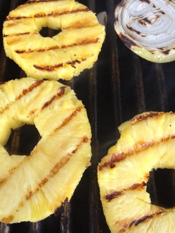 Pineapple Teriyaki Burger Recipe