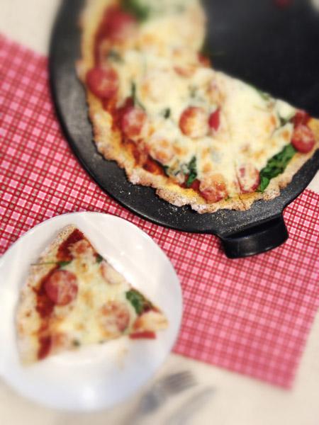 Gluten Free Quinoa Pizza Dough Recipe