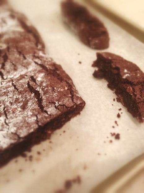 Recipe: Gluten Free Double Chocolate Quinoa Cherry Biscotti