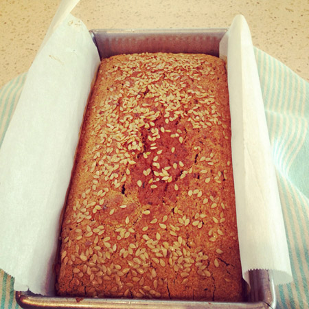 gluten-free vegan bread