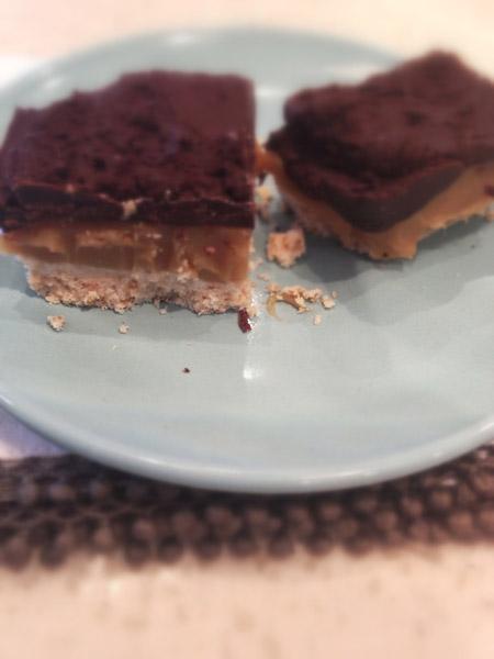 Gluten-Free Millionaire Squares Recipe