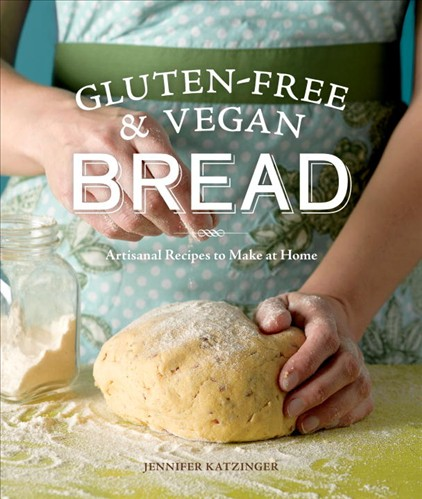 gluten free vegan bread cookbook review