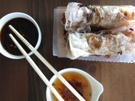 gluten free spring rolls recipe
