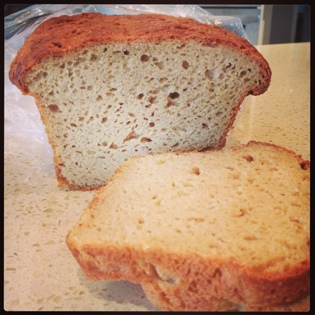 gluten free bread
