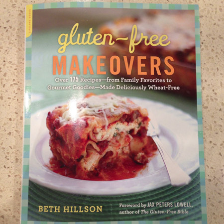 gluten free cookbook giveaway