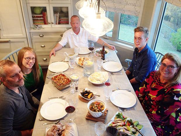 gluten free canadian thanksgiving