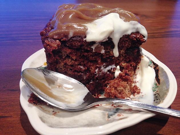 gluten free date cake recipe