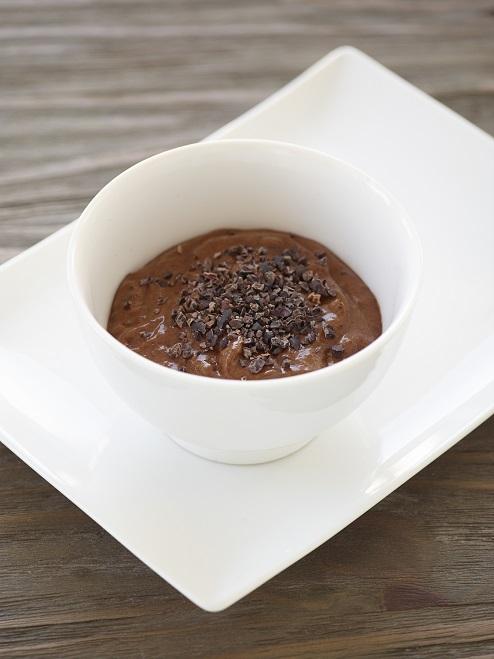 gluten free avocado chocolate pudding recipe
