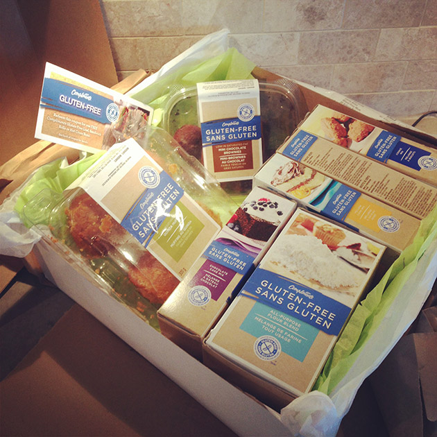 review of sobeys gluten free products