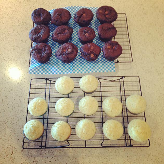 gltuen free cupcakes recipe
