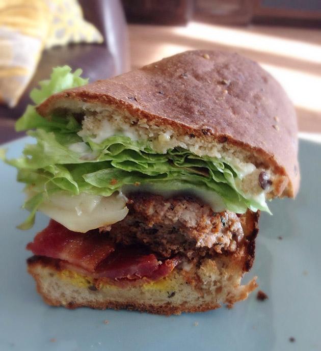 gluten free bread meat sandwich recipe