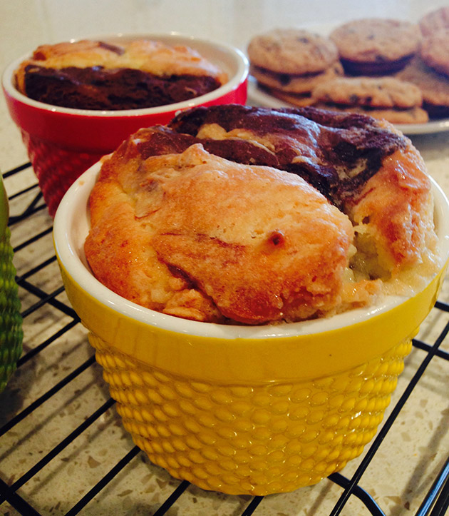 gluten free dairy free chocolate swirl cake recipe