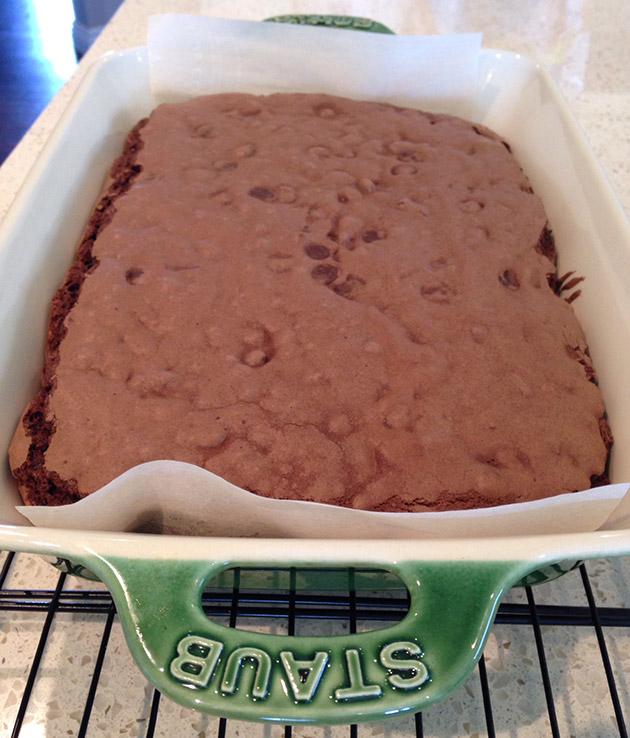 gluten free dairy free brownie recipe