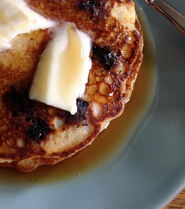 gluten free dairy free chia pancakes recipe