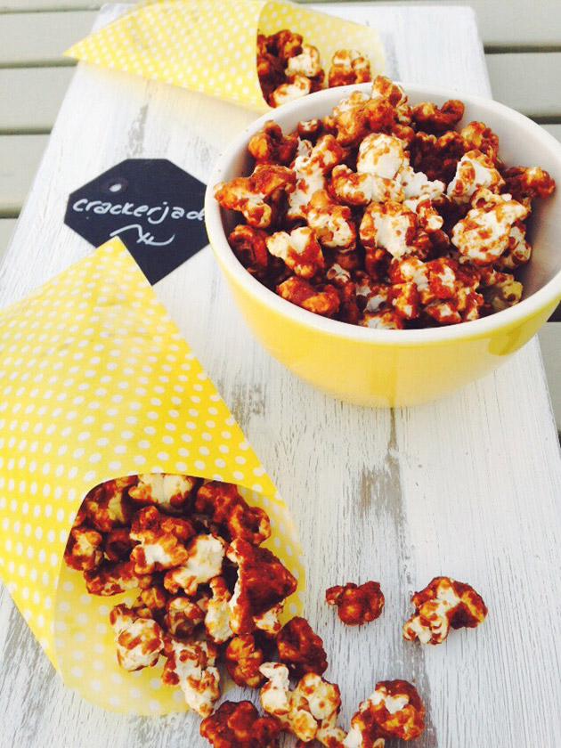 gluten free dairy free crackerjacks recipe