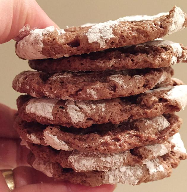 gluten free dairy free chocolate crackle recipe