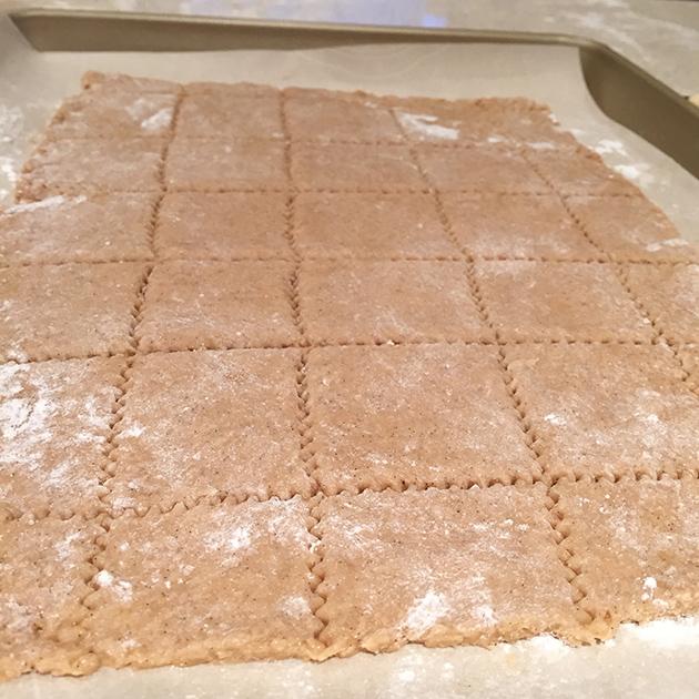 Gluten Free Dairy Free Graham Crackers Recipe