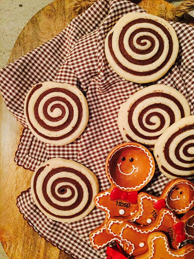gluten free dairy free pinwheel recipe