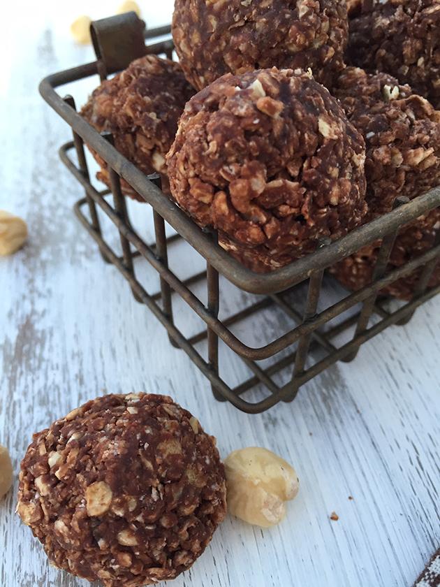 Gluten Free Nutella Balls recipe