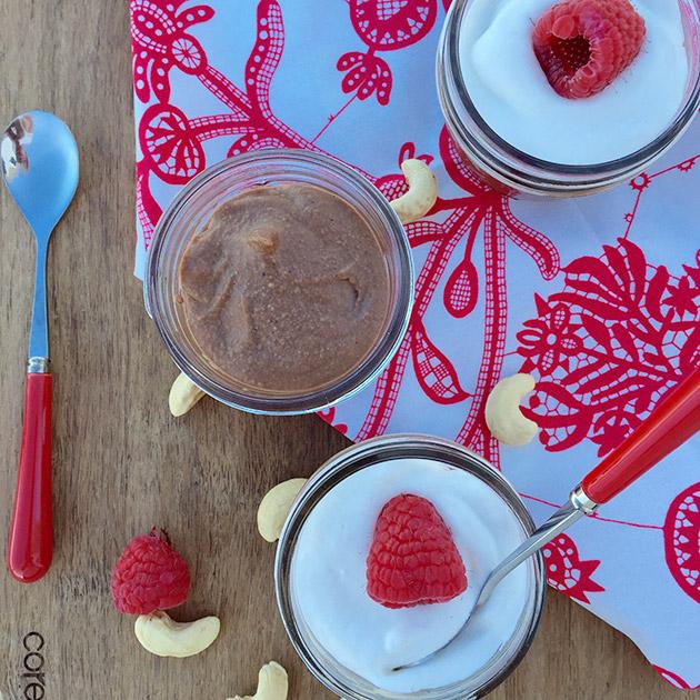gluten free raw vegan chocolate pudding recipe