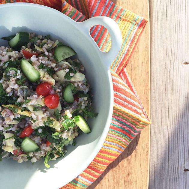 buckwheat salad recipe