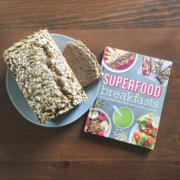 superfood breakfasts cookbook review