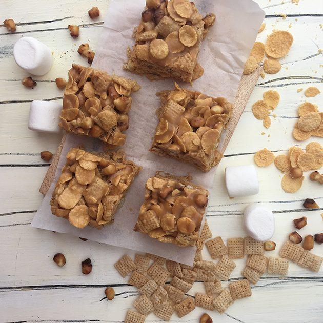 Chex Marshmallow Bars Recipe