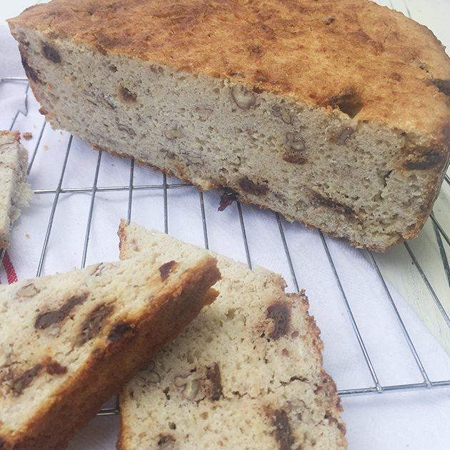 dutch oven cherry and pecan bread recipe