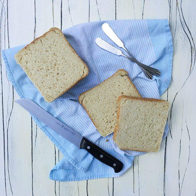 gluten free bread made in a bread machine recipe