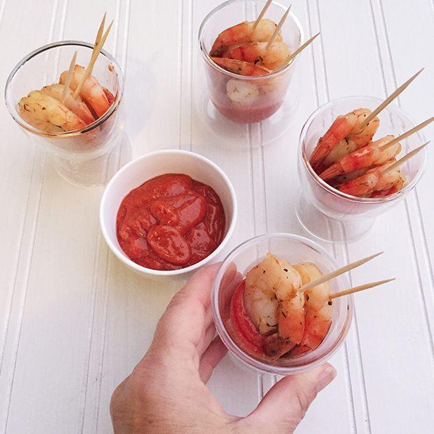 gluten free shrimp cocktail sauce recipe