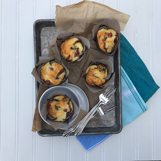 baked egg cups recipe