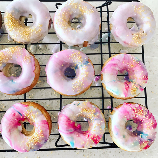 gluten free baked donuts recipe