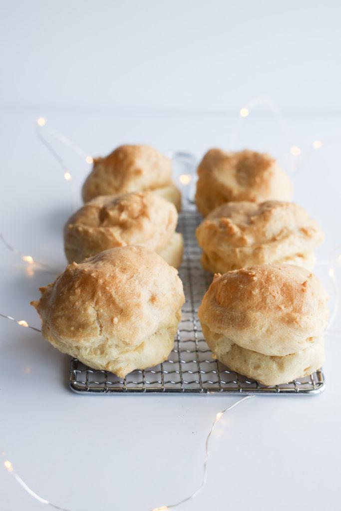 Gluten-Free Cream Puffs