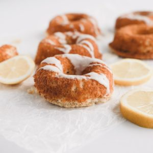 These delicious low carb and gluten-free donuts are a great keto treat.