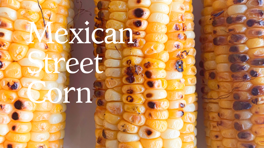 Mexican Street Corn or elotes, is a traditional street food that is quick to make at home and is super addictive.