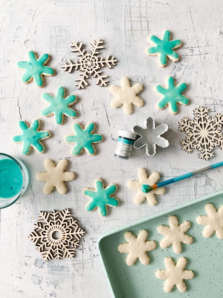 Gluten-Free Dairy-Free Sugar Cookies
