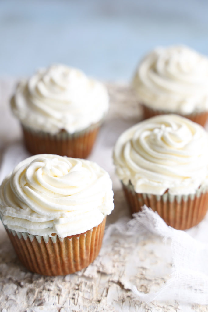 These gluten-free carrot cake cupcakes are flavourful, moist and a delight to all who love a traditional carrot cake.