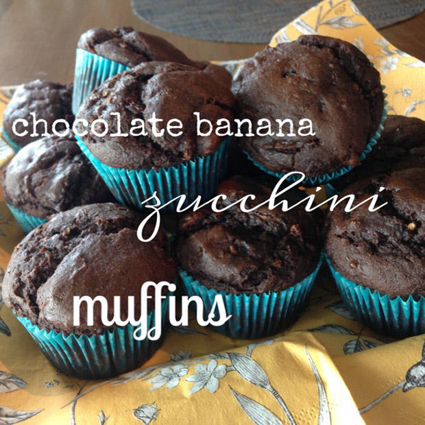 gluten-free-chocolate-banana-zucchini-muffins